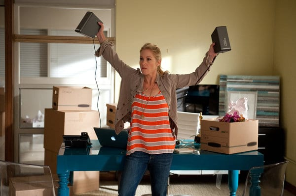 """UP ALL NIGHT --  """"Friendships and Partnerships"""" Episode 201 -- Pictured: Christina Applegate as Reagan Brinkley -- (Photo by: Colleen Hayes/NBC)"""