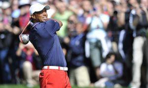 Ryder Cup 2012 Tiger Woods