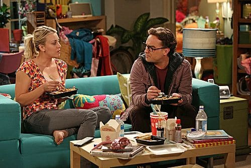 THE BIG BANG THEORY Season 6 Episode 2 The Decoupling Fluctuation