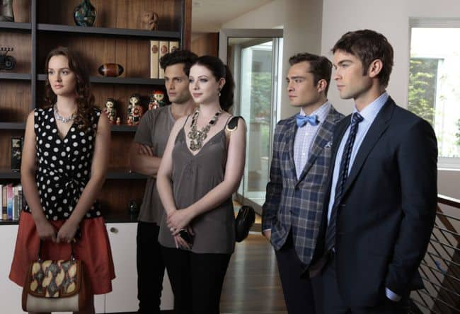 gossip girl season 6 episode 1 gone maybe gone photos