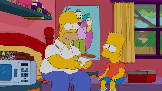 The Simpsons Season 24 Episode 1 Moonshine River