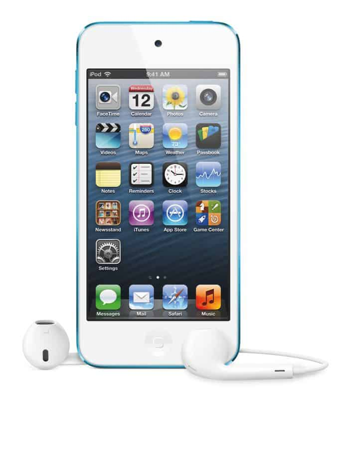 New iPod Touch Apple