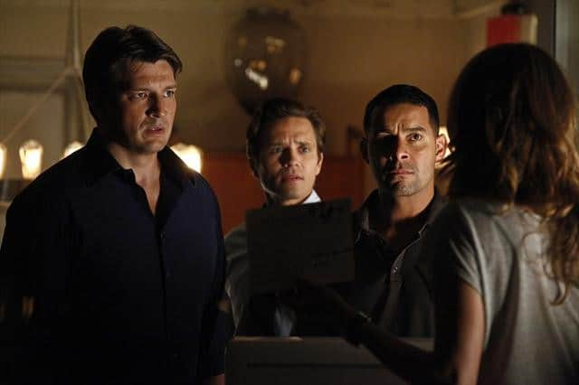 CASTLE Season 5 Episode 1 After The Storm Photos - SEAT42F COM