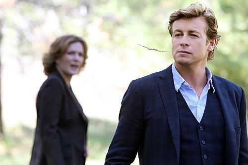 THE MENTALIST Season 4 Episode 17 Cheap Burgundy