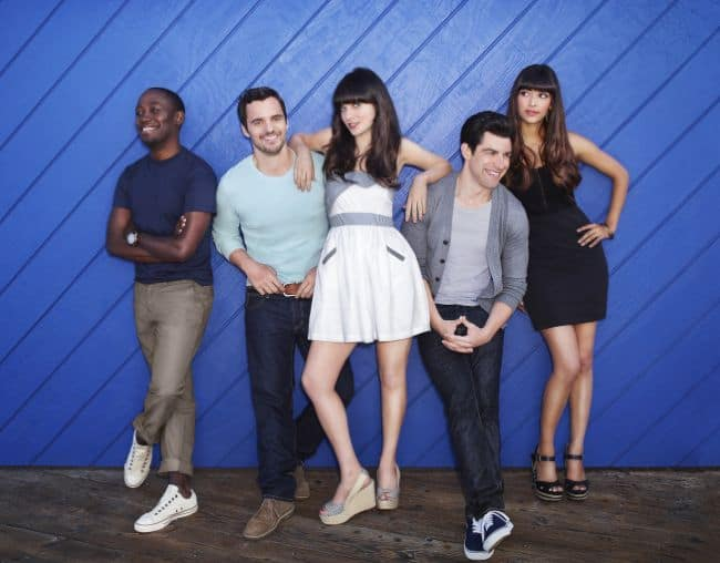New Girl Cast Season 2