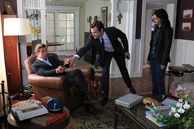 THE MENTALIST Season 5 Episode 6 Cherry Picked