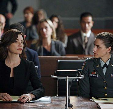THE GOOD WIFE Season 4 Episode 6 The Art of War
