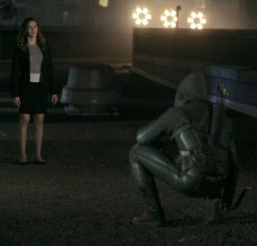 ARROW Season 1 Episode 4 An Innocent Man