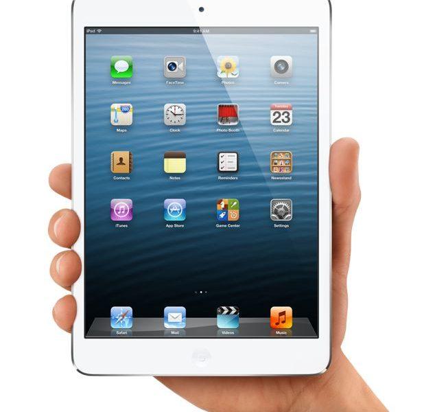 ipad mini Apple 2012