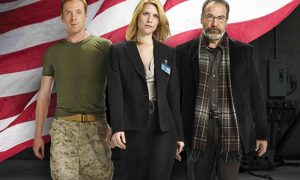 Homeland Showtime Cast