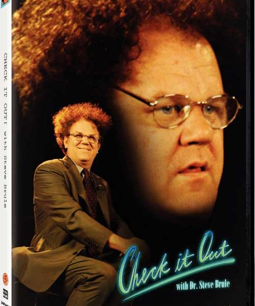Check It Out With Dr Steve Brule DVD