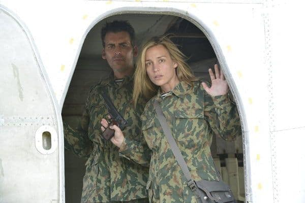 COVERT AFFAIRS Season 3 Episode 11 Rock 'n' Roll Suicide