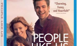 People Like Us Bluray DVD Combo