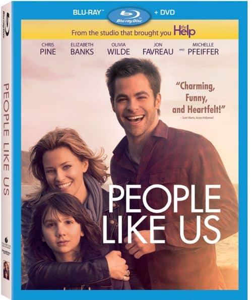 People Like Us Bluray DVD Combo