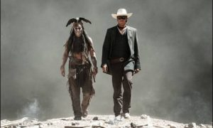 The Lone Ranger Movie 2013