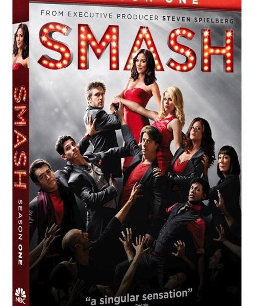 Smash Season 1 DVD