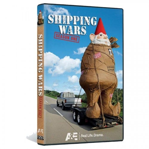 SHIPPING WARS Season 1 DVD
