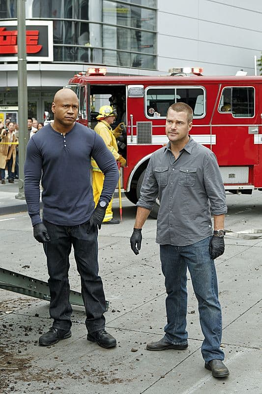 NCIS LOS ANGELES Season 4 Episode 9 The Gold Standard