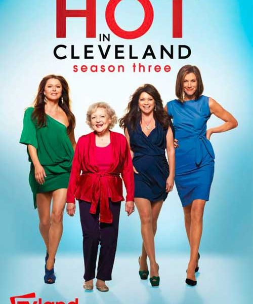 Hot In Cleveland Season 3 DVD