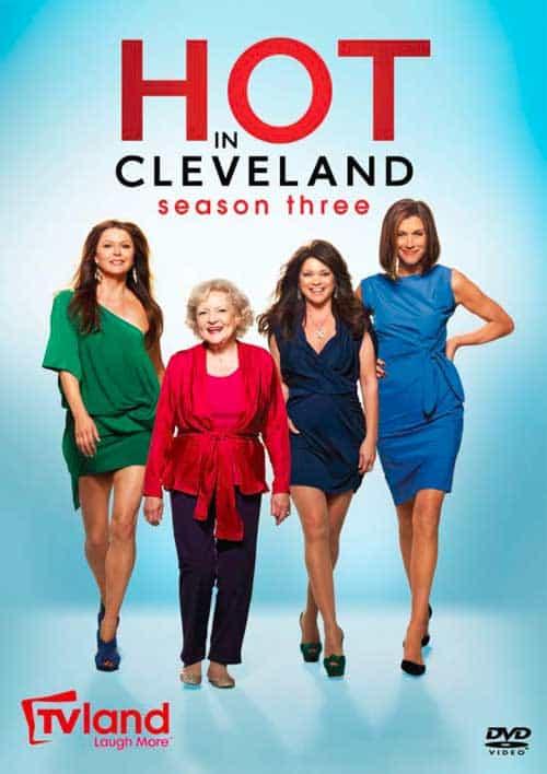 Hot In Cleveland Season 3 DVD