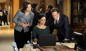 THE GOOD WIFE Season 4 Episode 10 Battle Of The Proxies