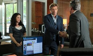THE MENTALIST Season 5 Episode 9 Black Cherry