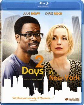 2 Days In New York Bluray