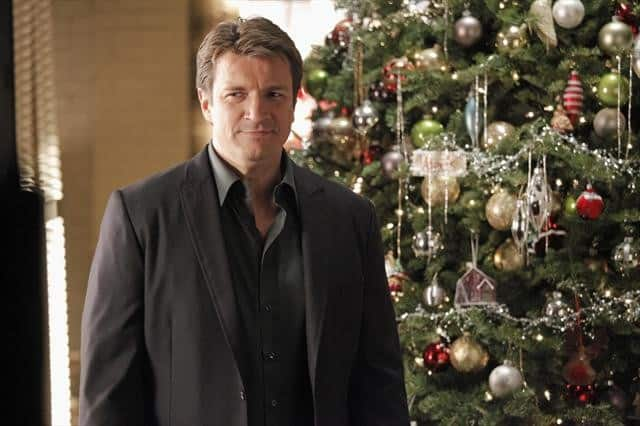 CASTLE Season 5 Episode 9 Secret Santa