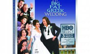 My Big Fat Greek Wedding Bluray