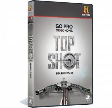 TOP SHOT Season 4 DVD