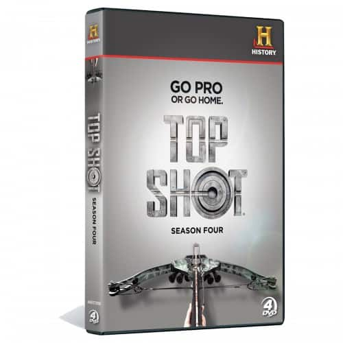 TOP SHOT Season 4 DVD