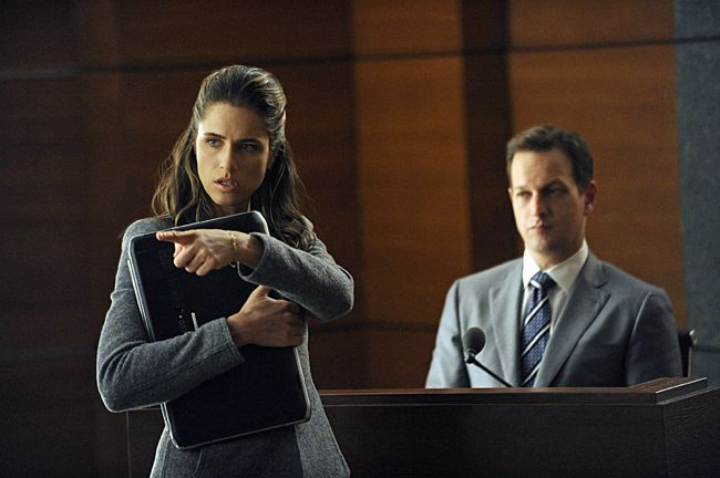 THE GOOD WIFE Season 4 Episode 8 Here Comes The Judge