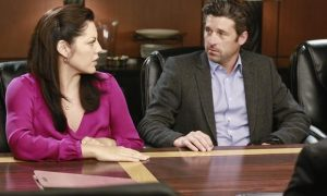GREY'S ANATOMY Season 9 Episode 6 Second Opinion