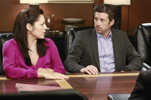 GREY'S ANATOMY Season 9 Episode 6 Second Opinion