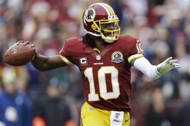 RG3 Playoffs