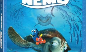 Finding Nemo Bluray DVD