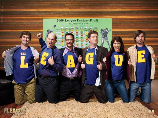 The League Cast FX
