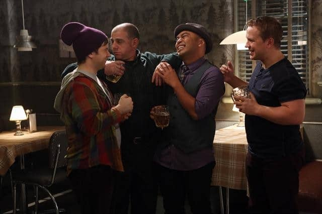 ONCE UPON A TIME Season 2 Episode 10 The Cricket Game ...