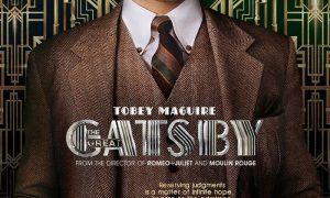 Tobey Maguire The Great Gatsby Poster