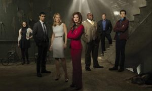Body Of Proof Cast Season 3