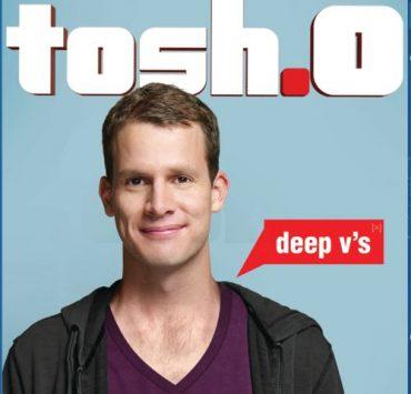 Tosh 0 Deep Vs Bluray