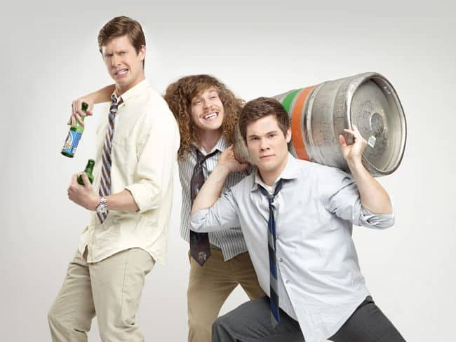 Workaholics Cast Comedy Central