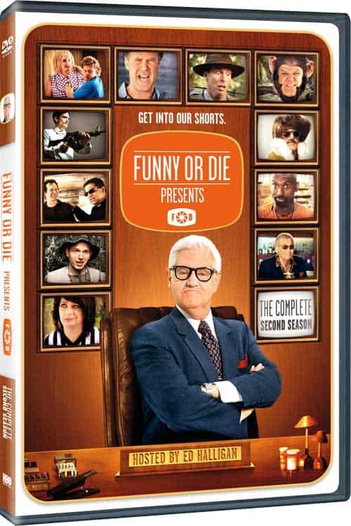 FUNNY OR DIE PRESENTS Season 2 DVD