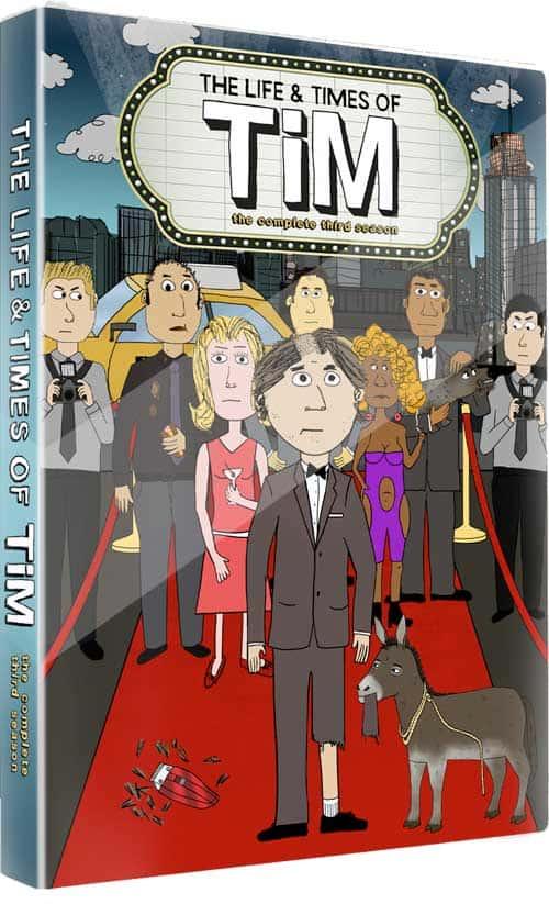 Life And Times Of Tim Season 3 DVD