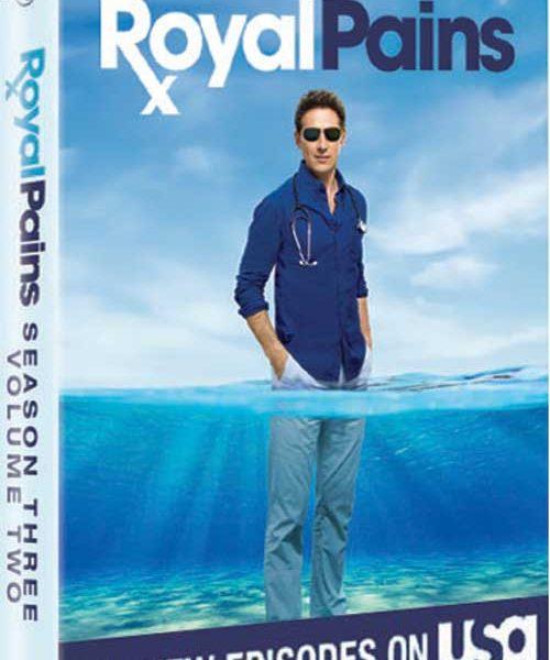 Royal Pains Season 3 DVD 2