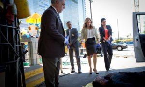 RIZZOLI & ISLES Season 3 Episode 14 Over Under