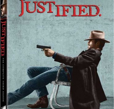 Justified Season 3 DVD
