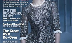 Ginnifer Goodwin Emmy Magazine Cover