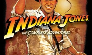 INDIANA JONES The Complete Adventures Bluray