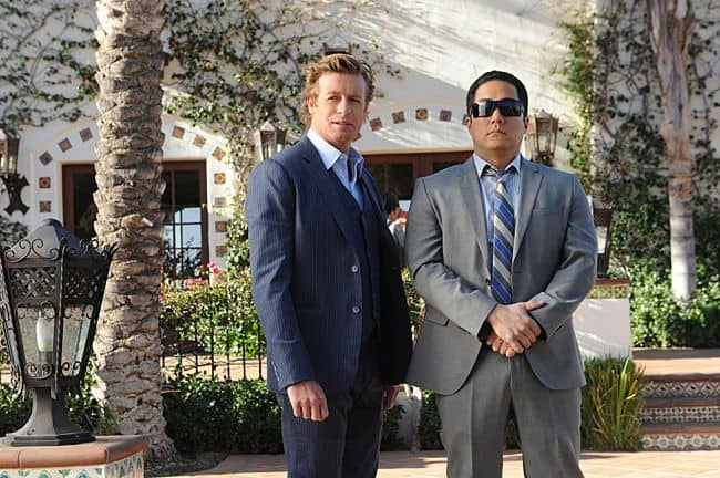 THE MENTALIST Season 5 Episode 11 Days Of Wine And Roses